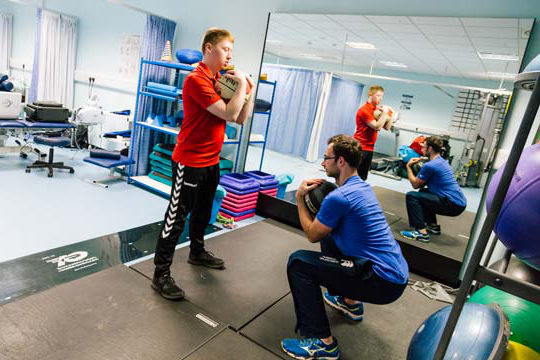 Msc Sports Rehabilitation